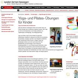 Yoga Übungen für Kinder
