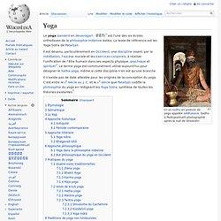 Kriya Yoga (inclu le Tantra)