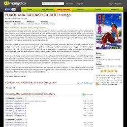 Yokohama Kaidashi Kikou Manga - Read Yokohama Kaidashi Kikou Manga Online for Free
