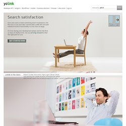 Download yolink Browser Add-on