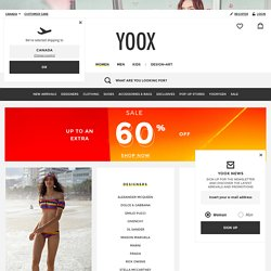 Fashion & Design - Women's Collection - Welcome to YOOX United States - Established in 2000