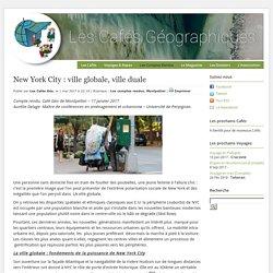 New York City : ville globale, ville duale