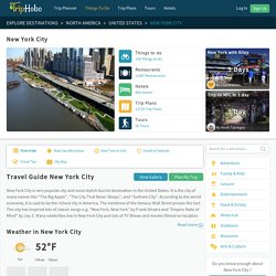 New York City Free Travel Guide: TripHobo