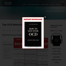 Top OCD Websites