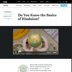 Do You Know the Basics of Hinduism?