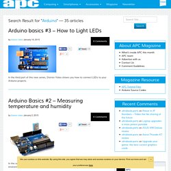 You searched for arduino