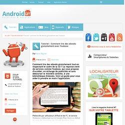 Youboox : Comment lire des ebooks gratuitementAndroid MT