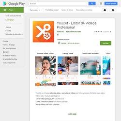YouCut - Editor de Videos Profesional - Apps en GooglePlay