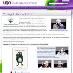 Young Authors of Utah