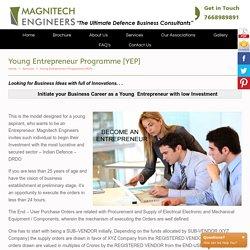 Young Entrepreneur Programme
