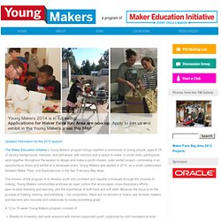 youngmakersprogram