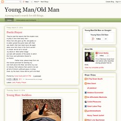 Young Man/Old Man