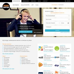 YoungCapital: De nieuwe generatie aan het werk - YoungCapital.nl