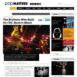 The Youngs: The Brothers Who Built AC/DC: Back in Black