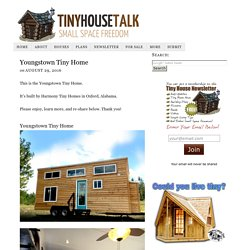 Youngstown Tiny Home