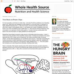 Whole Health Source: Your Brain on Potato Chips