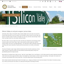 Your Doorway To Silicon Valley - SVIC
