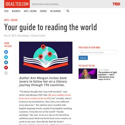 Your guide to reading the world
