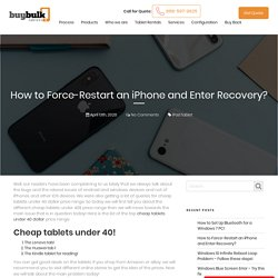 Your iPhone not responding? Here's what to do?