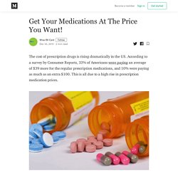 Get Your Medications At The Price You Want! - Wise RX Card - Medium