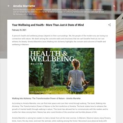 Your Wellbeing and Health - More Than Just A State of Mind