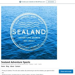 Thrill Yourself with Paddle Board Tour Charleston – Sealand Adventure Sports