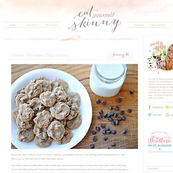 Skinny Chocolate Chip Cookies - StumbleUpon