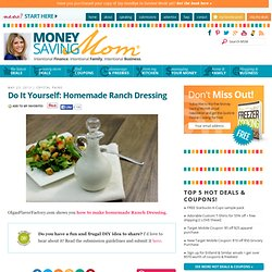 Money Saving Mom® - Part 7