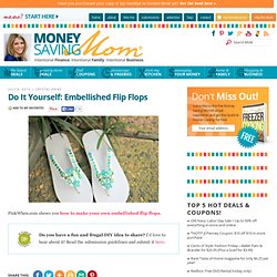 Do-It-Yourself Ideas | Money Saving Mom® - Part 7
