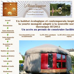 A yurt 100% compatible with RT2012