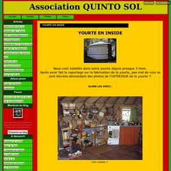 YOURTE EN INSIDE - Association QUINTO SOL