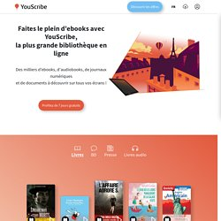 YouScribe - Publication, Partage, Vente de documents et d'ebooks