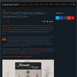The Youssef Drawing Syllabus – Movement & Form