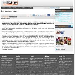 Qui sommes nous - YOUTELE Web TV Bordeaux Gironde