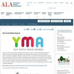 ALA - Youth Media Awards