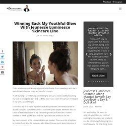 Youthful Glow With Jeunesse Luminesce Skincare Line - J Webstore