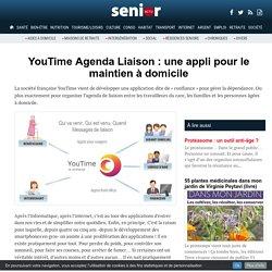 YouTime Agenda Liaison : une appli pour le maintien à domicile