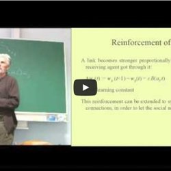 Francis Heylighen: Foundations for a Mathematical Model of the Global Brain