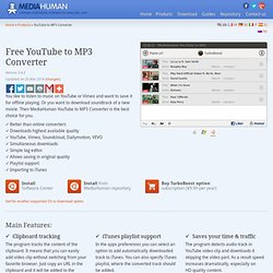 Download batch MP3s from Youtube playlists video