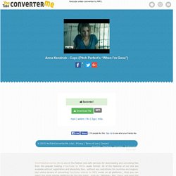 Youtube to Mp3 Online Video Converter