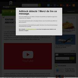 YouTube : les vidéos à 60 images par seconde arrivent sur Android !