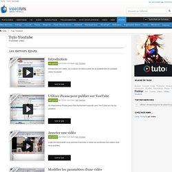 tutoriel video pour apprendre Youtube