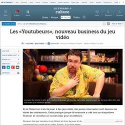 Les «Youtubeurs», nouveau business du jeu vidéo