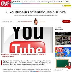 8 Youtubeurs scientifiques à suivre - Okapi 100% ADO – Le blog des années collège