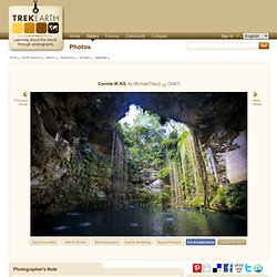 Cenote IK KIL, a photo from Yucatan, Southeast