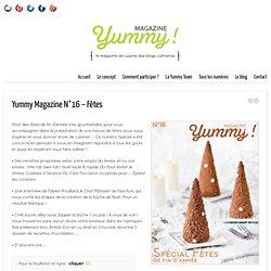 Yummy Magazine N°16 est en ligne !