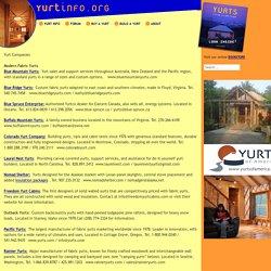 Yurt Companies