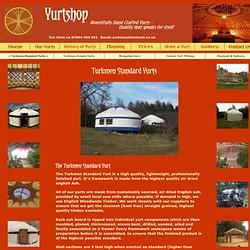 Yurts Gers Roundhouses UK