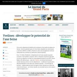 Yvelines : développer le potentiel de l'axe Seine - 11/08/17