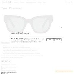 Rosewood - Frauen Sonnenbrillen
